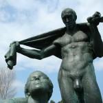 Bronzestatue, Rügen