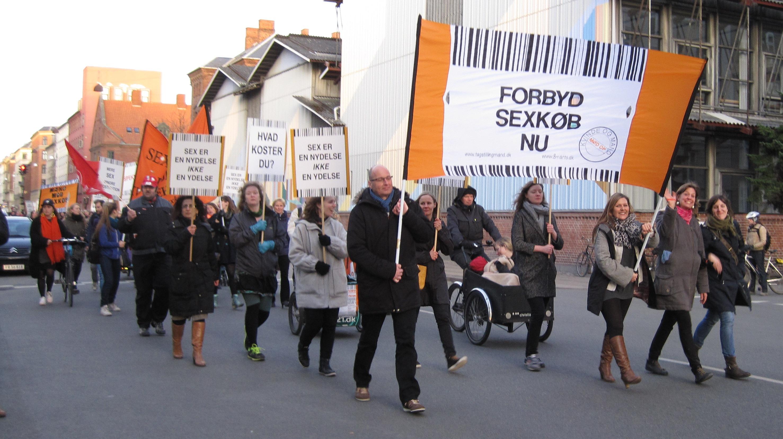 bryster vokser prostituerede i København