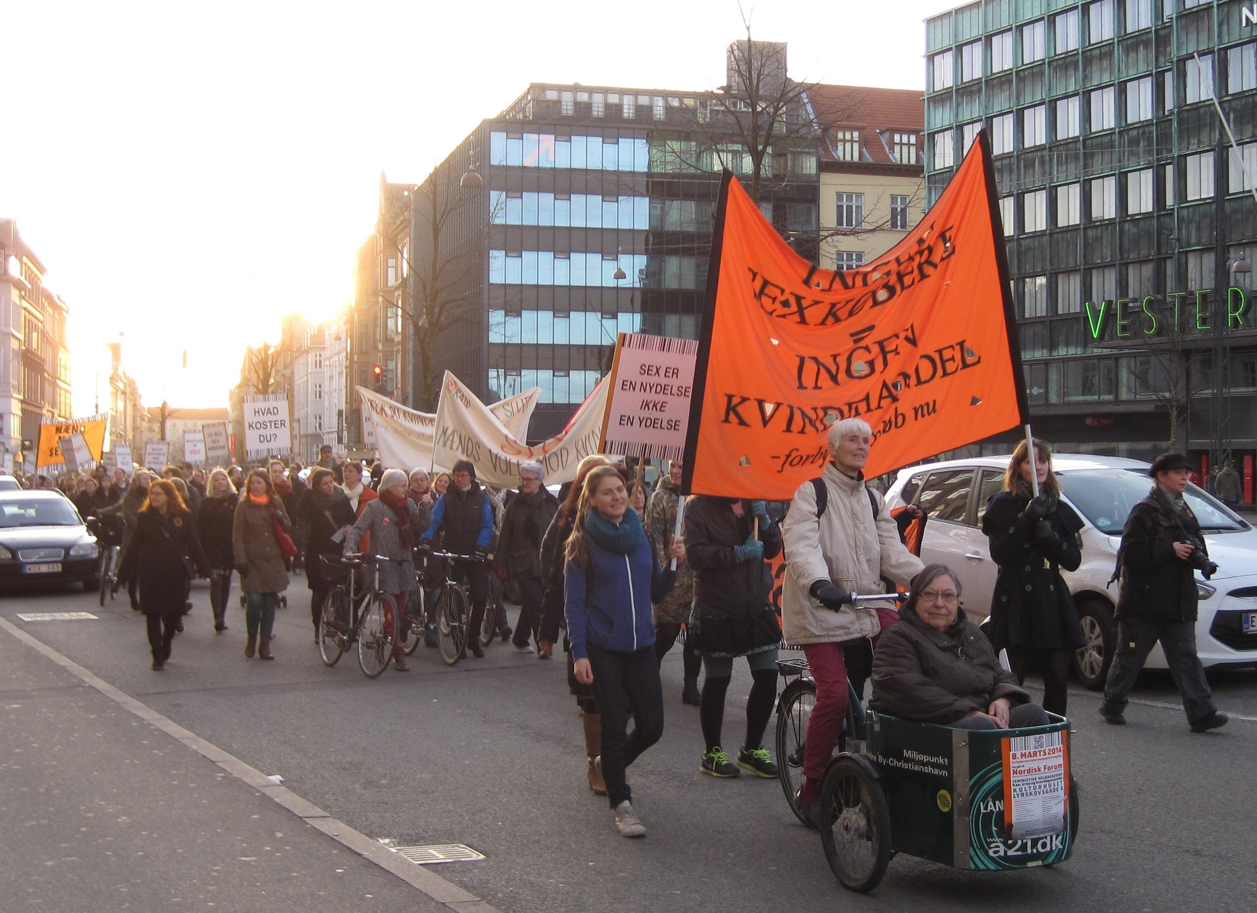 Vold Mod Kvinder En Eu Undersøgelse København